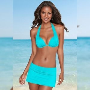 NWT Cover-up skirt  bathing suit swimsuit  tennis